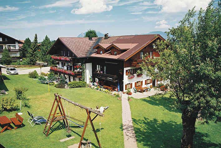 Gästehaus Hartmann in Obermaiselstein