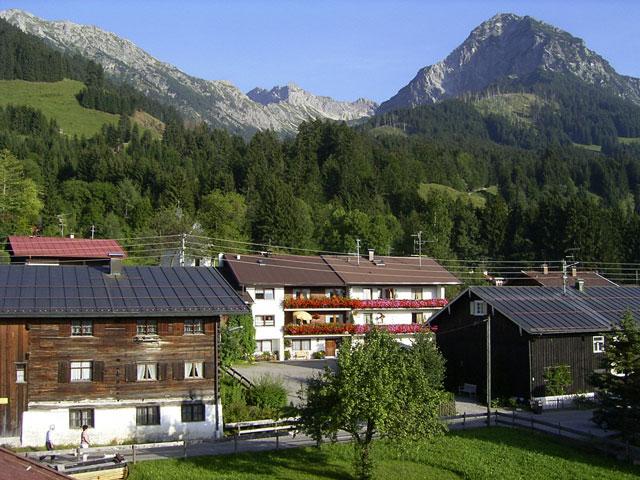 Haus F. Schöll in Oberstdorf