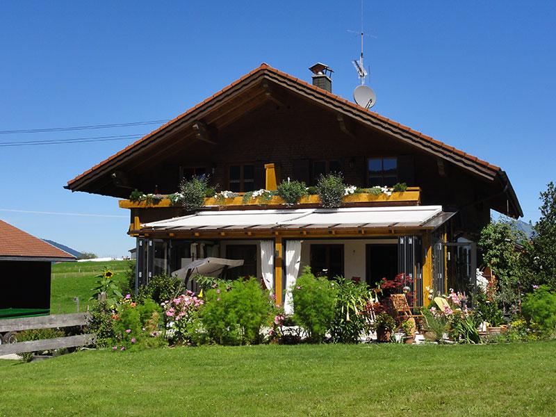 Landhaus Brigitte in Obermaiselstein