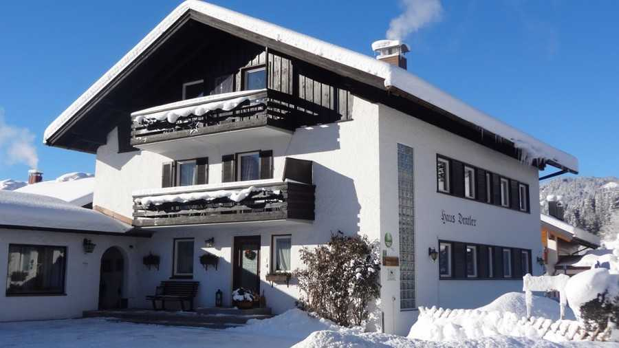 Haus Dentler in Oberstdorf