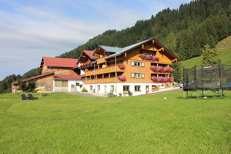Bauernhaus Theresienhof in Balderschwang