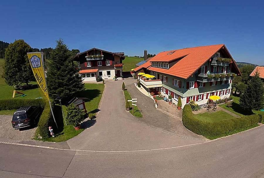 Hotel Starennest in Oberstaufen