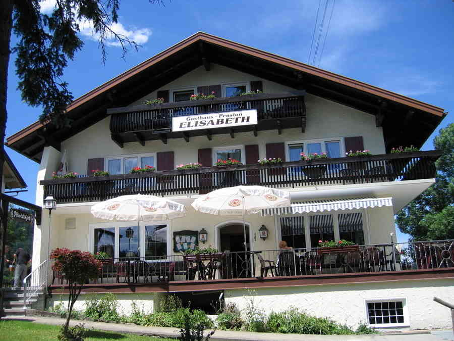 Pension Elisabeth in Ofterschwang