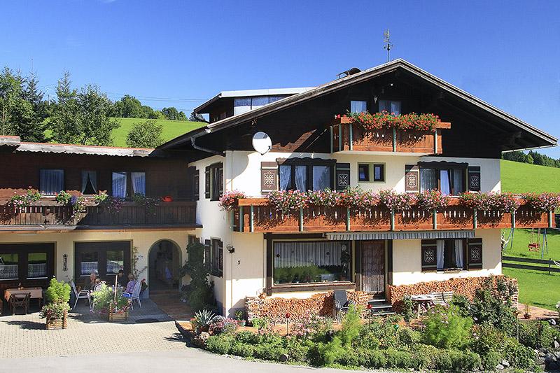 Gästehaus Schmid & Reitzner in Immenstadt