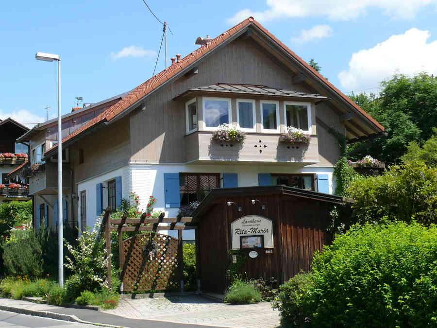 Landhaus Rita-Maria in Fischen