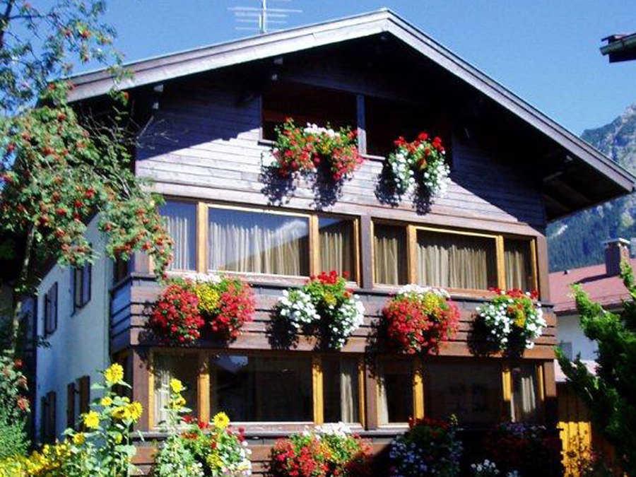 Gästehaus Hindelang in Oberstdorf