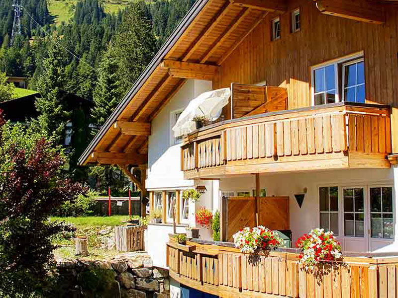 Landhaus Eberle in Mittelberg-Kleinwalsertal