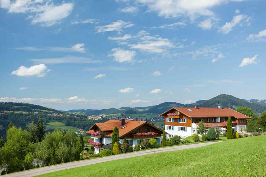 Hotel Birkenhof in Oberstaufen