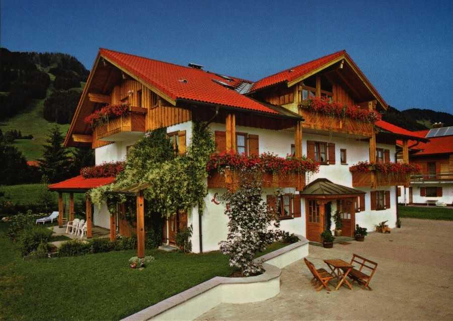 Landhaus Charivari in Bolsterlang
