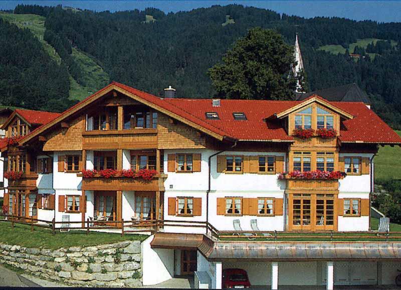 Ferienhaus Alpen-Domizil in Bolsterlang