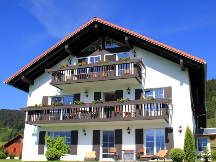 Ferienwohnungen AlpenLodge in Ofterschwang