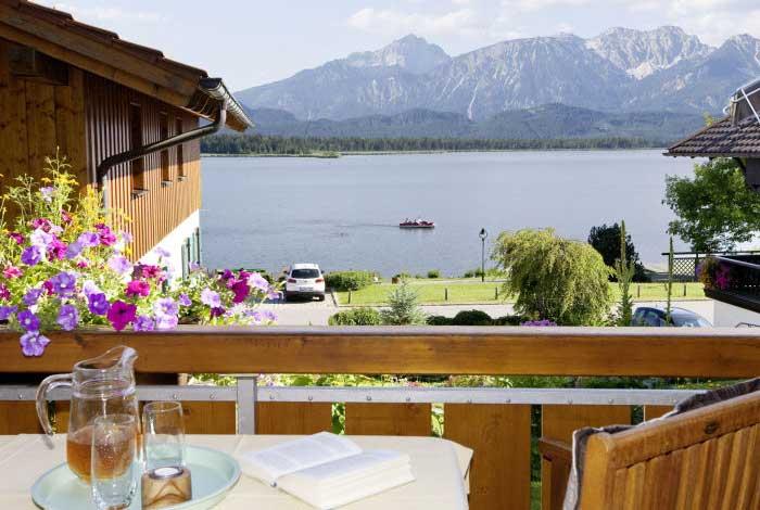 Ferienhaus Edelweiss in Hopfen am See