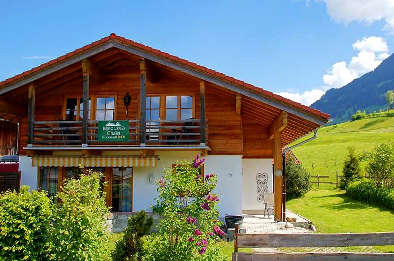 Ferienhaus Bergland in Oberstdorf