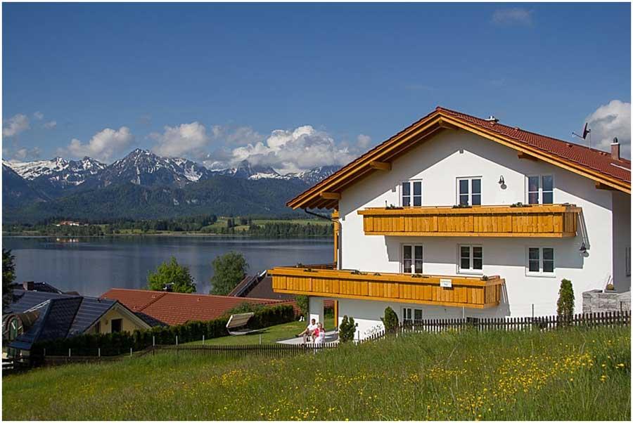 Ferienhaus Traumblick in Hopfen am See
