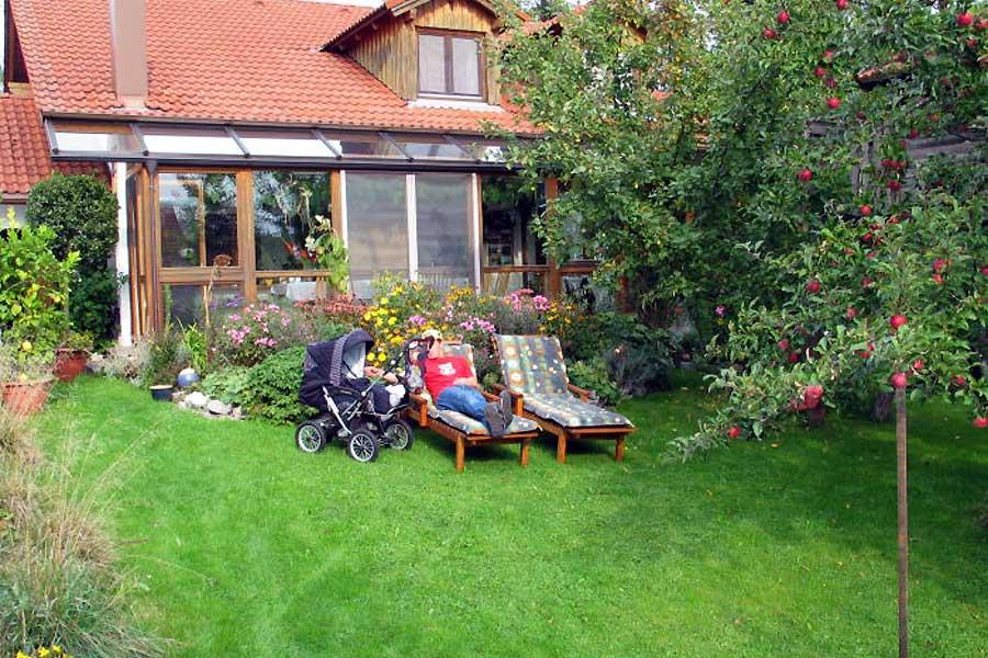 Ferienhaus Ebert in Altusried