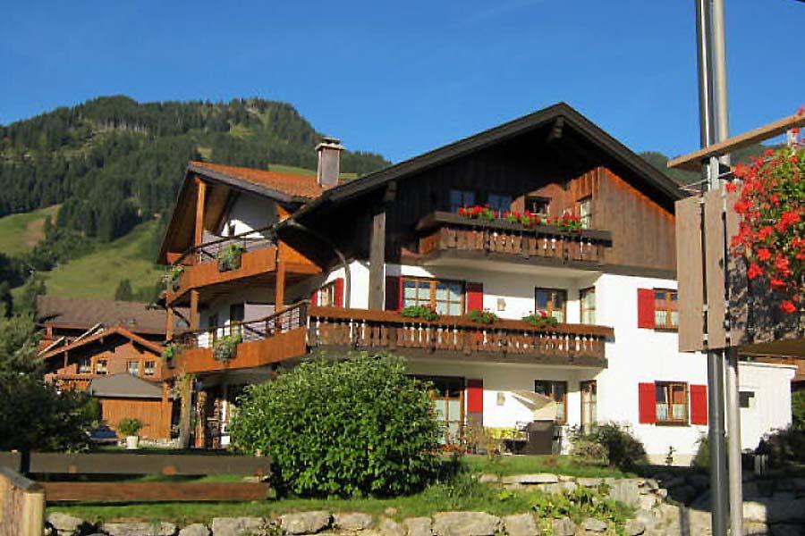 Ferienwohnungen Eldorado Suiten in Bolsterlang