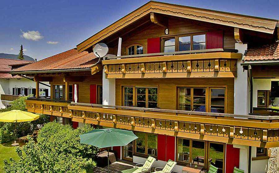 Haus Apartments am Fuggerpark in Oberstdorf