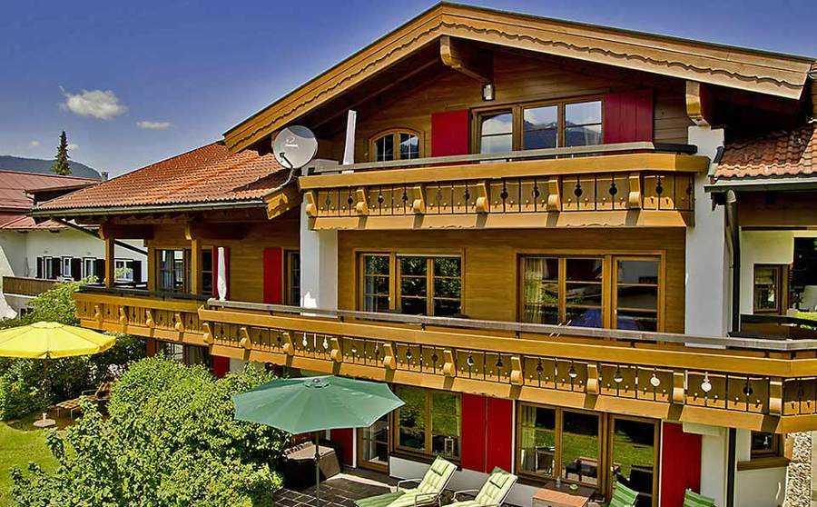 Haus Apartments am Fuggerpark in Oberstdorf