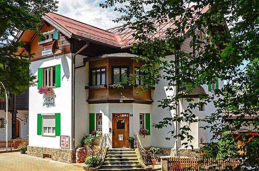 Haus Almfried in Oberstdorf