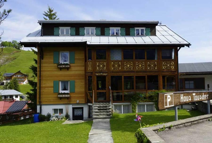 Landhaus Tauscher in Mittelberg-Kleinwalsertal
