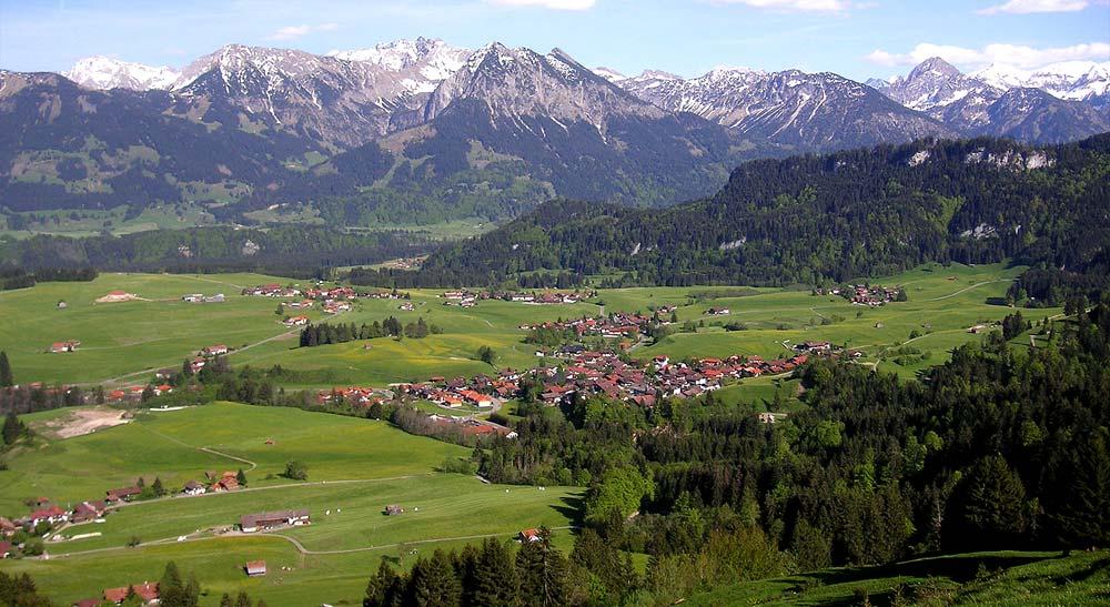 Obermaiselstein Impression