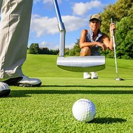 Themenurlaub - Golfurlaub