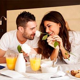 Themenurlaub - Romantikurlaub