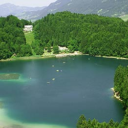 Themenurlaub - Urlaub am See