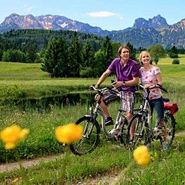 Themenurlaub - Urlaub mit dem Fahrrad