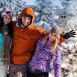 Themenurlaub - Winterurlaub